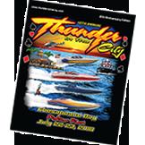 2016 Thunder in the City magazine